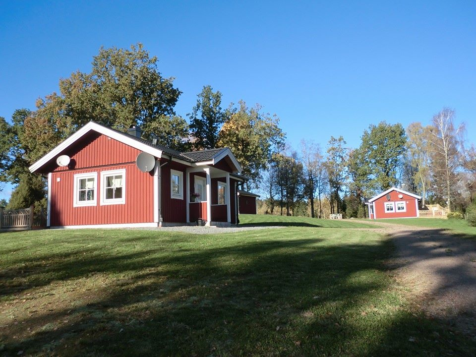 farm stay sweden lakeview
