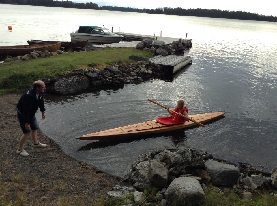Canoe Kayak river lake europe