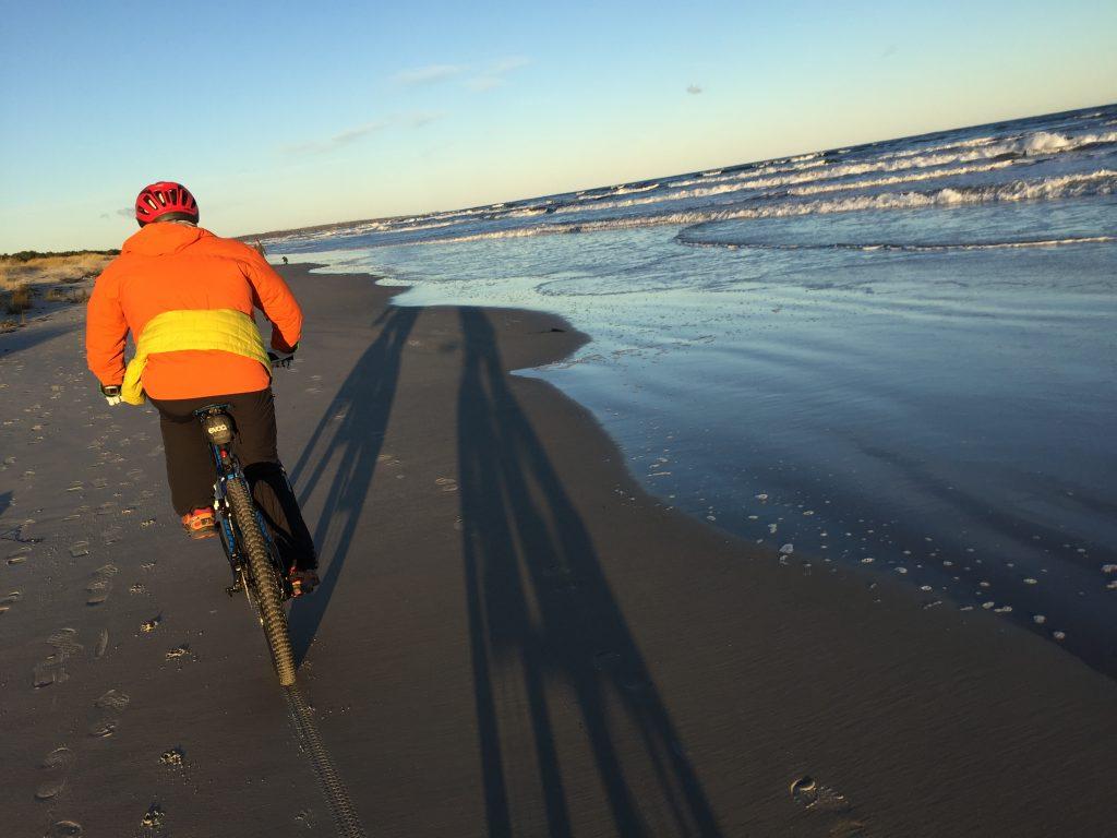 seniors cycling biking adventure
