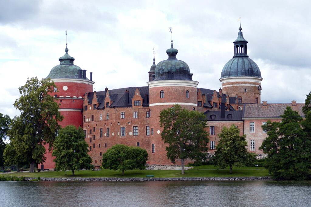 mariefred gripsholm castle getaway vacation short