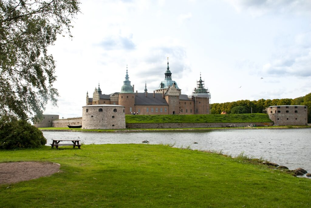 kalmar castle nordic medieval south sweden