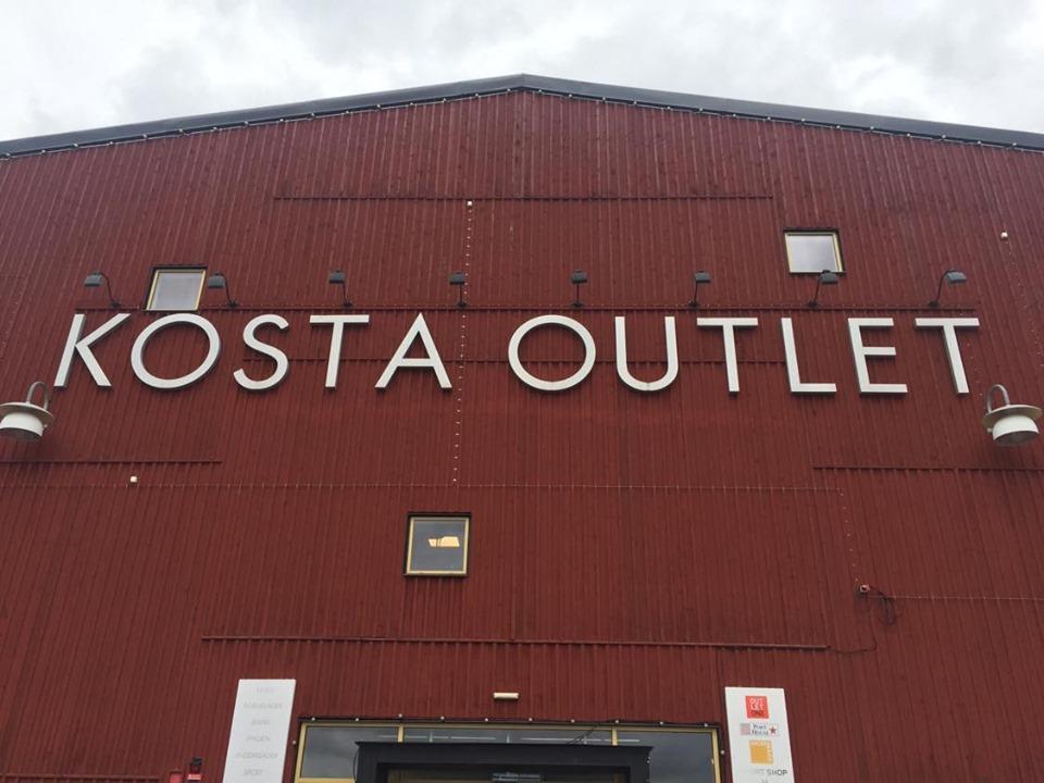 trip journey kosta boda glassworks factory